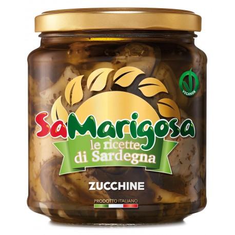 Zucchine Sott'olio Vaso 280 g