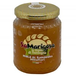 Miele di Sardegna Millefiori Vaso 500 g