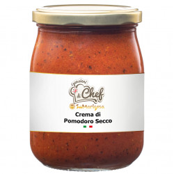 Dried tomato spread 500 g jar