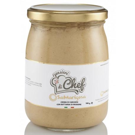 Crema di Carciofo e Bottarga Vaso 500 g