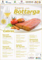 XV° edizione della Sagra della Bottarga