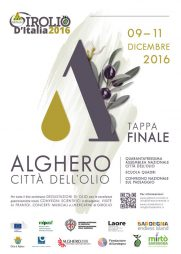 GIROLIO 2016 – 9-11 dicembre TAPPA FINALE ALGHERO