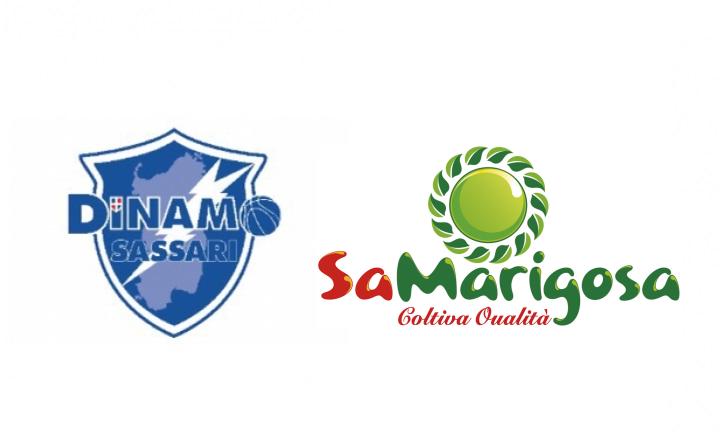Sa Marigosa silver sponsor of Dinamo Sassari