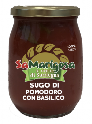 NEW Sugo di Pomodoro con Basilico